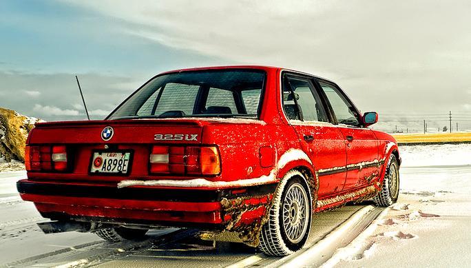 BMW 325i 1985