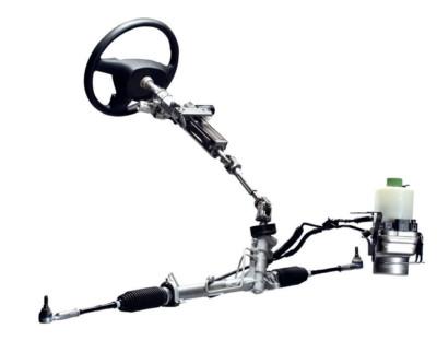 Элемент рулевого управления общий вид
