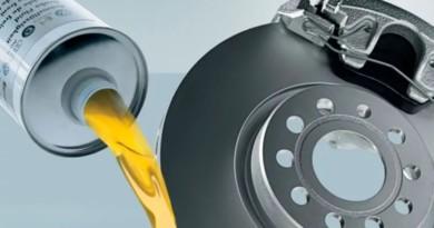 Классификация и описание тормозной жидкости DOT