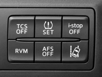 Кнопка TCS