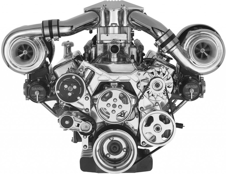 Система двойного наддува bi turbo