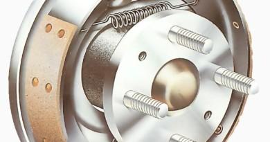 Устройство и принцип работы барабанных тормозов
