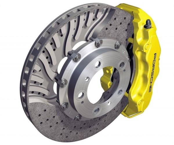 Тормозной диск из керамики