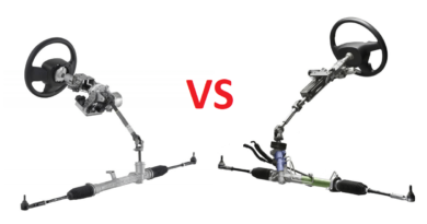 Что выбрать: гидроусилитель или электроусилитель руля