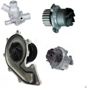Помпы двигателя различных конструкций