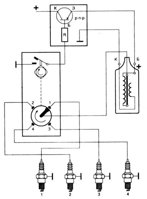 kontakt-tranzist