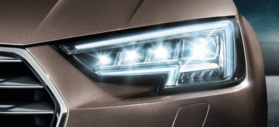 Audi Matrix LED Headlight