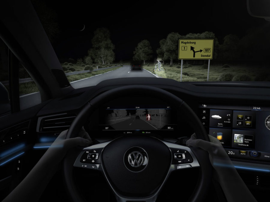 Volkswagen IQ Light