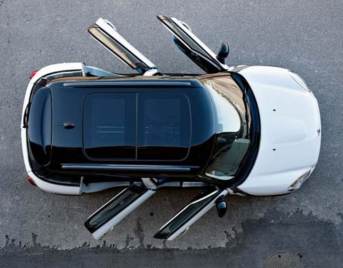 Mini-Cooper-Panoramic-Roof