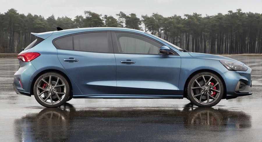 Ford официально отказался выпускать новый Focus RS